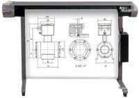 PAPYRUS Rouleau de papier pour traceur jet d'encre