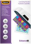 Fellowes Pochette à plastifier, A4, mat, 160 microns