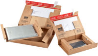 ColomPac Carton d'expédition de paquets 'POSTE', taille: SL,