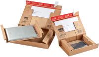 ColomPac Carton d'expédition de paquets 'POSTE', taille: M,