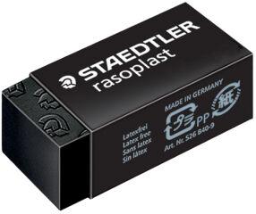 STAEDTLER Gomme plastique rasoplast 526 B40, blanc