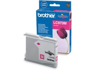 Encre originale pour brother DCP-135C/MFC-235C, magenta