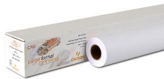 CANSON Papier pour traceur jet d'encre HiColor, blanc