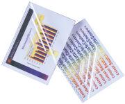 GBC Couverture de reliure HiClear, format A3, PVC, 0,24 mm