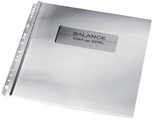 GBC Bande de classement FileStrips pour reliure SureBind