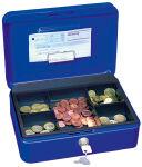 WEDO Caisse avec clip, bleu, (L)200 x (P)160 x (H)90 mm