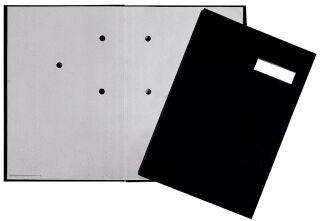 PAGNA Parapheur, A4, 20 compartiments, noir