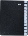 PAGNA trieur, format A4, 24 positions, A - Z, noir