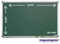 magnetoplan tableau à craie SP, (L)900 x (H)600 mm, pour