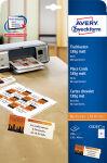 AVERY Zweckform cartes chevalets pour imprimante Laser/