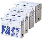 FAST Boîte archives, 250 x 330 mm, largeur de dos: 80 mm