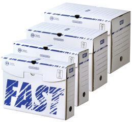 FAST Boîte archives, 250 x 330 mm, largeur de dos: 100 mm