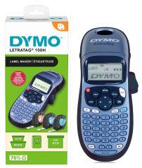 DYMO Cassette de ruban LetraTag, Starter Pack
