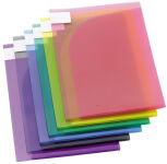 tarifold tcollection Pochette présentation pour 2 x A4,fumée