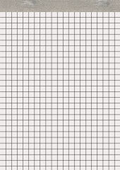 001BLOC Bloc-notes, sans couverture, A5, 148 x 210 mm
