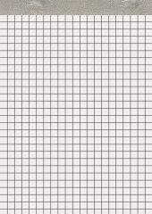 001BLOC Bloc-notes, sans couverture, A4, 210 x 297 mm