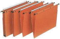 ELBA l'oblique Dossiers suspendus AZO, fond: V, orange