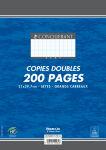 CONQUERANT SEPT Copies doubles, A4, Seyès, 200 pages