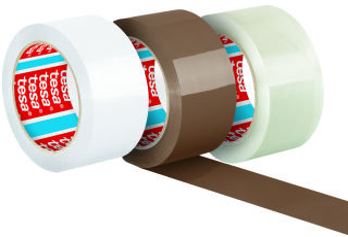 tesa tesapack Ruban adhésif 4195, en PP, 50 mm x 66 m