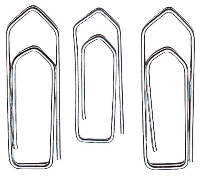 wedo 61124261 1 90 wedo trombones zingu brillant 26 mm petit paquet. Black Bedroom Furniture Sets. Home Design Ideas