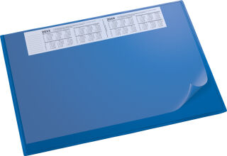 helit Sous-main 'the flat mat', 630 x 500 mm, noir