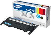 Original Toner pour SAMSUNG CLP320/CLP320N/CLP325, cyan