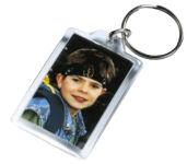 hama porte-clés 'Mini' pour mini photos, présentoir de