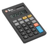 Triumph-Adler Calculatrice de poche J-810 solaire