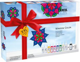 KREUL Window Color, kit XXL
