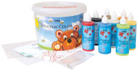 KREUL Window Color Hobby Line 'C2', kit Power Pack 'ours'