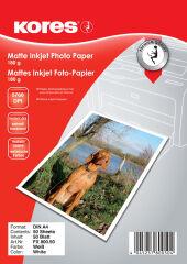 Kores Papier photo, A4, 200 g/m2, très brillant