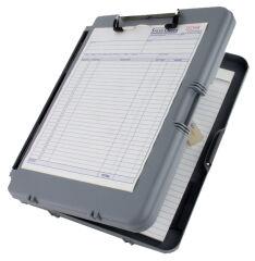 SAUNDERS Porte-bloc 'Portable Bureau WorkMate', gris