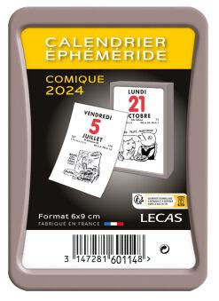 Calendrier Ephemeride 2022 LECAS 74000092 à 2,90 €   LECAS Bloc calendrier éphéméride