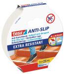 tesa Ruban adhésif anti-dérapant, 25 mm x 5,0 m, transparent