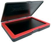 Trodat Tampon encreur 9051, rouge, 90 x 50 mm