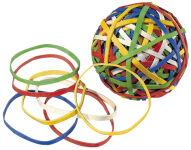 Läufer Bracelets élastiques RONDELLA Rubberball en sachet -