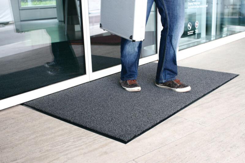 miltex 68570000 13 90 miltex tapis anti salissure eazycare 400 x 600 mm gris. Black Bedroom Furniture Sets. Home Design Ideas