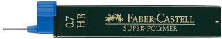 FABER-CASTELL Mines pour porte-mines Super-Polymer 9067 S-HB