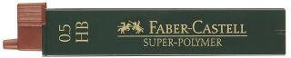 FABER-CASTELL Mines pour porte-mines Super-Polymer 9067 S-2H