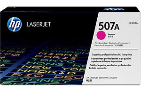 hp Toner pour hp Color LaserJet M551dn, magenta