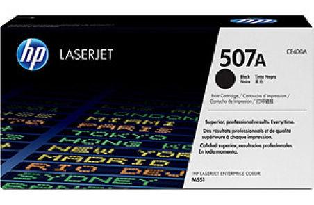 hp Toner pour hp Color LaserJet M551dn, noir