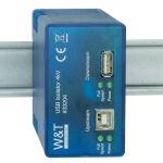 W&T Isolateur USB Industry, 4 kV