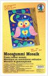 URSUS Mosaique en caoutchouc cellulaire 'hibou'