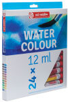 ROYAL TALENS Aquarelle ArtCreation, 12 ml, set de 24