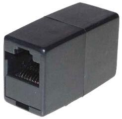shiverpeaks BASIC-S Adaptateur Modular-IN-line , RJ12, noir