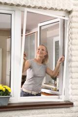 Accessoire, tesa Grille anti-mouche rouleau de recharge pour fenêtre