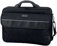 LiGHTPAK Sac pour laptop 'ELITE', taille L, nylon, noir