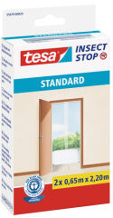tesa Moustiquaire STANDARD portes, 2 pièces, blanc