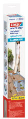 tesa Grille pour saut-de-loup, 1,35 m x 0,60 m, aluminium