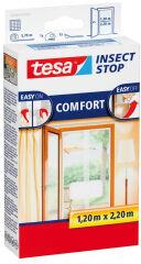 tesa Moustiquaire COMFORT portes, 2x (0,65 m x 2,20 m)